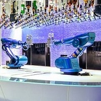 Spectrum of the Seas - Bionic Bar